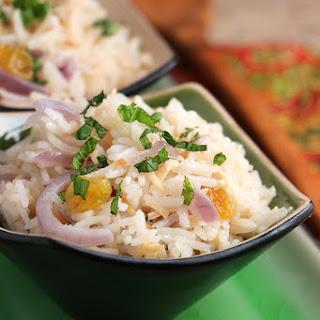 Coconut Rice.