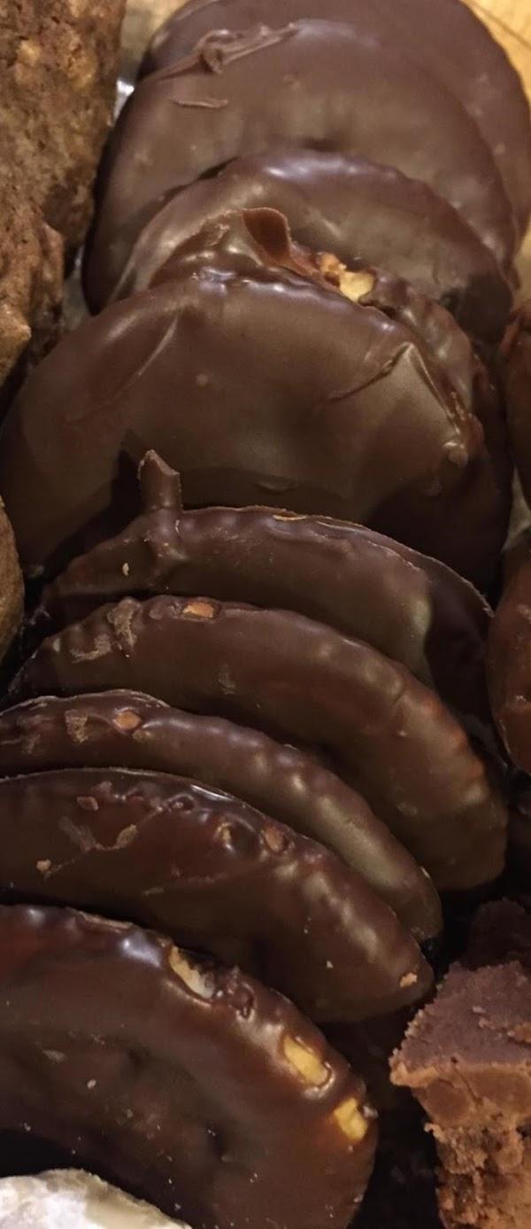 Mock Mint Girl Scout Cookies Recipe