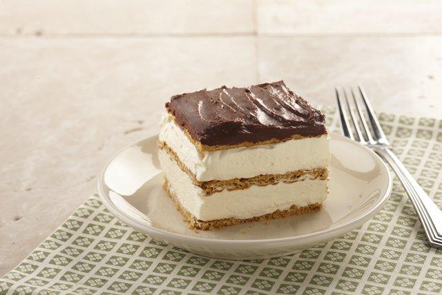 "Graham Cracker Eclair ""Cake"" Recipe"