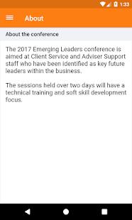 Findex Conferences - náhled