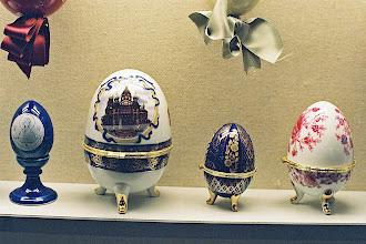 Photo: Orthodox Easter eggs