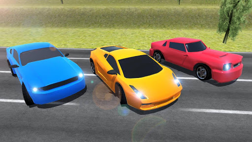 Real City Car Racing  APK MOD (Astuce) screenshots 2