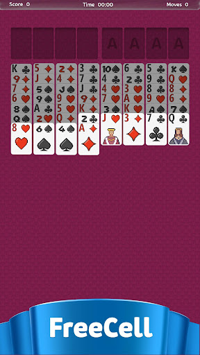 Magic Solitaire - Card Game  screenshots 4