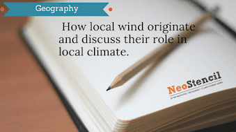 Geography Answer Writing Challenge – Question Set 7