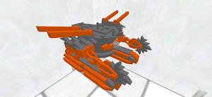 NieR:Automata エンゲルス型要塞破壊合体歩兵