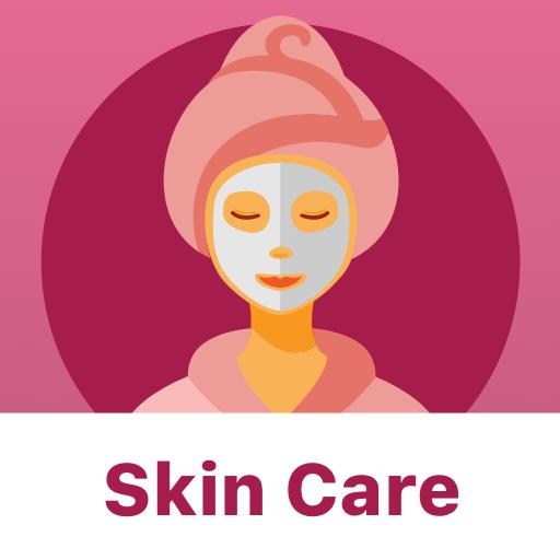 Rotina de cuidados com a pele e rosto