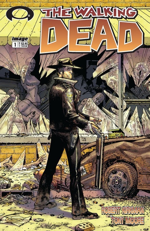 The Walking Dead (2003) - ongoing