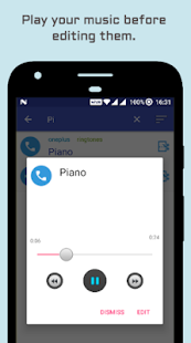 App MP3 Cutter and Ringtone Maker APK for Windows Phone