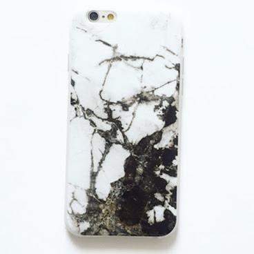 黑白 色彩裂紋 手機殻 iPhone case 6/s/plus