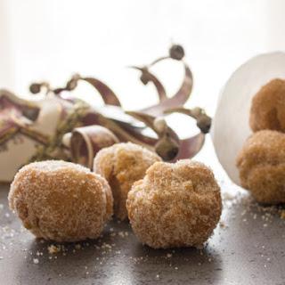 Castagnole (sweet Dough Balls).