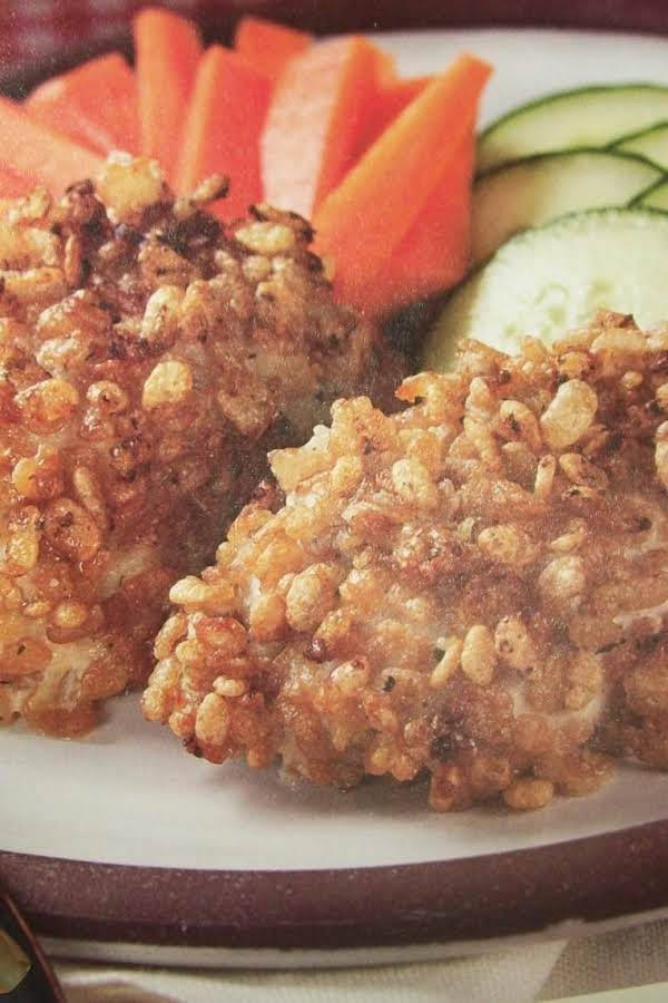 If You Need A Change From Plain Fried Chicken..try This..crunchy And Zesty Flavor..
