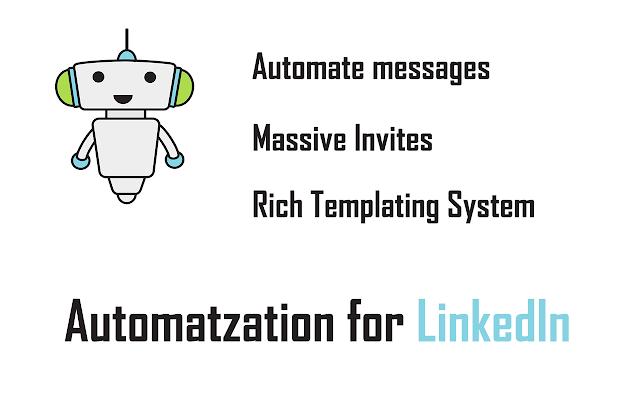 Recruiter Nerd - automate work with LinkedIn