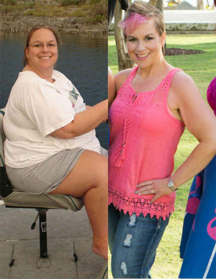 Exactly What I Ate to Lose 50+ Pounds