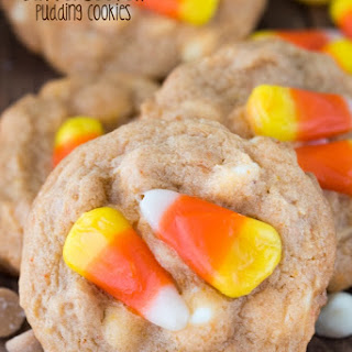Easy Butterscotch Pudding Cookies