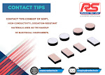 Contact Tips Manufacturer Company in India    R.S Electro Alloy
