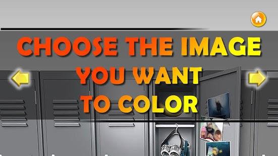 Coloring Sponge Book - náhled