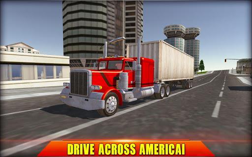 Heavy truck simulator USA 1.3.6 screenshots 4