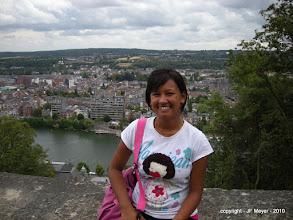 Photo: Shantil, Vue sur Jambes de la Citadelle, Juillet 2010