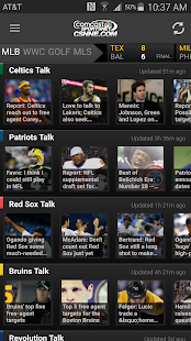 CSN Local Sports- screenshot thumbnail