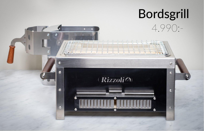 Rizzoli Bordsgrill