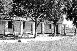 Photo: Lal School, near Panchagarh Sadar, known for unbeaten battle and massive attacks during liberation war