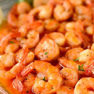 Cajun Shrimp.