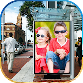 Street Poster Photo editor