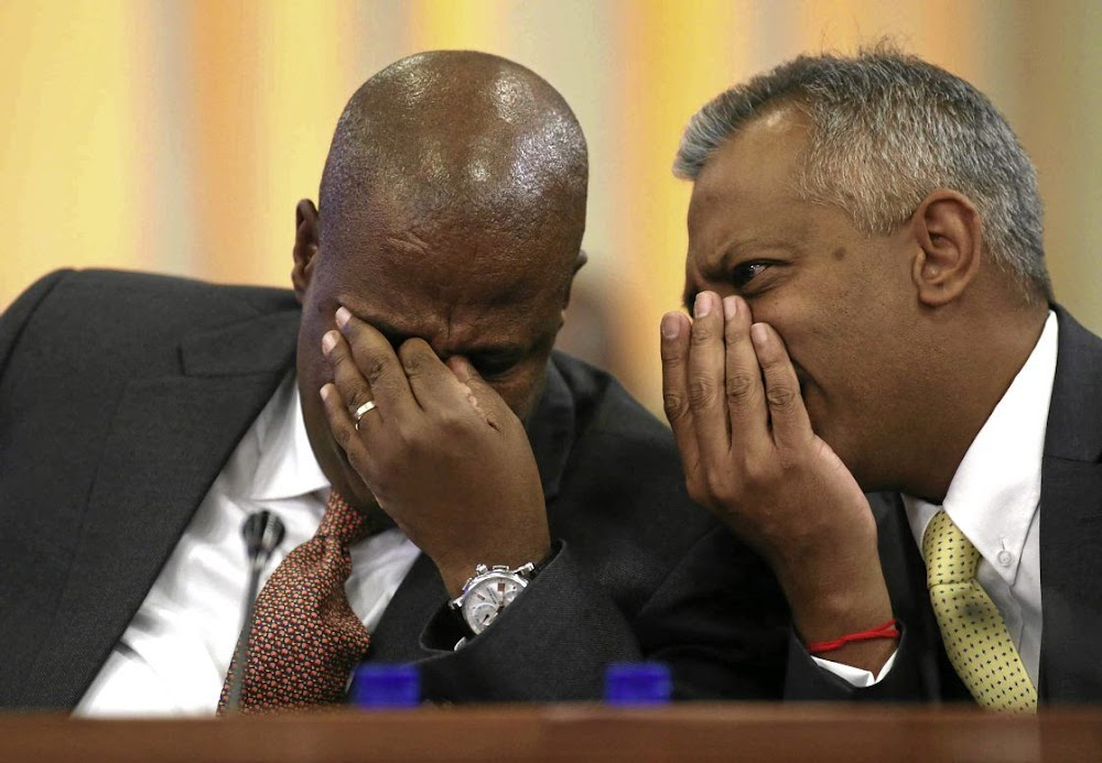 Molefe, Singh slam Eskom's attempts to make them pay back the money - TimesLIVE