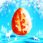 Christmas Paint Egg