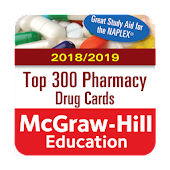 McGraw-Hill's 2018/19 Top 300 Pharmacy Drug Cards