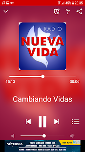 Radio Nueva Vida- screenshot thumbnail