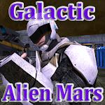 Galactic Alien Mars Online Icon