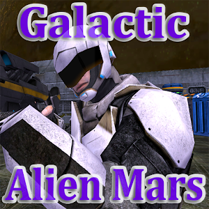 Galactic Alien Mars Online for PC and MAC