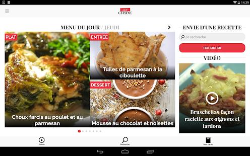 Cuisine Recettes De Cuisine Applications Android Sur Google Play - Appli cuisine