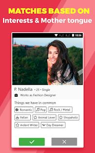 Truejodi Dating App - náhled