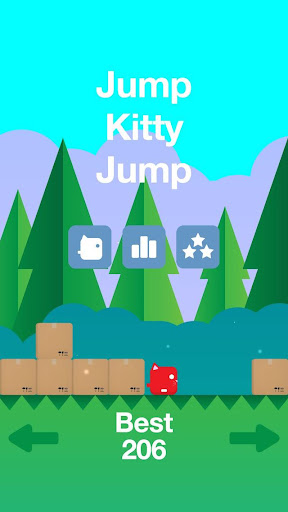Jump Kitty Spring
