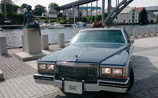Cadillac Coupe Deville Rent Rogaland