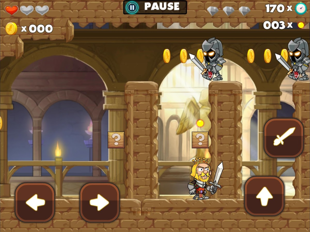 Super King Arthur- screenshot