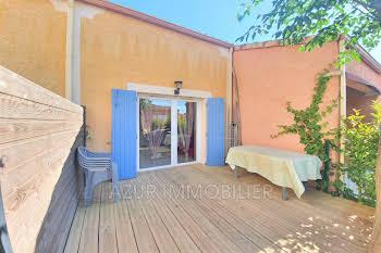 Maison 3 pièces 33,76 m2