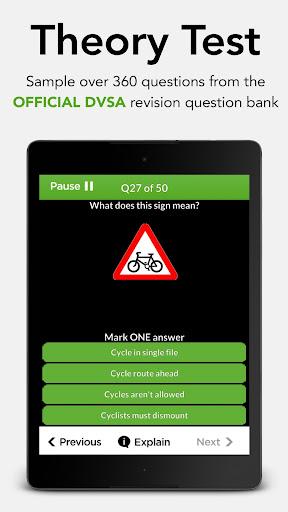 Theory Test, Hazard Perception & Highway Code Free  screenshots 8