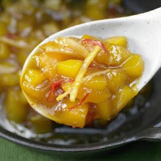 Mango Chutney.