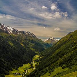 Austria Vent  by Michal Valenta - Landscapes Travel (  )