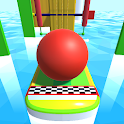 Swipe Ball Stack Color Platform: 7 Ball Game In 1 icon