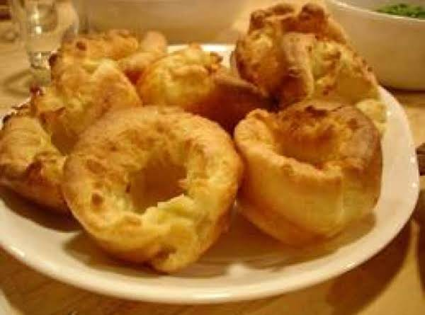 Mom's Yorshire Pudding Recipe