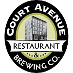Logo of Court Avenue Restaurant Belgian White