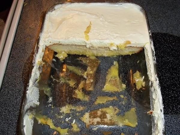 Lemon Dream Cake Recipe
