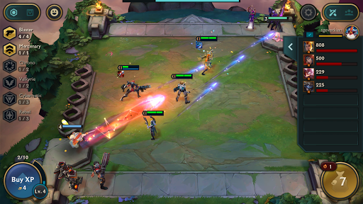 Teamfight Tactics: League of Legends Strategy Game modavailable screenshots 8