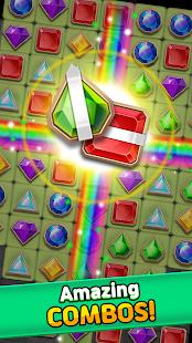 Temple Gem : Match 3 Puzzle