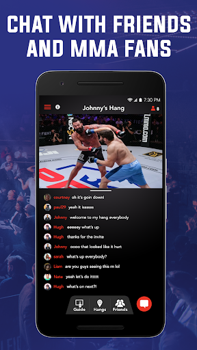 PFL Live: Official App - screenshot