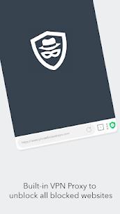 Private Browser – Fast VPN Incognito Browser Apk 1